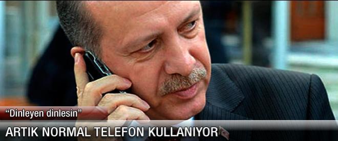 Başbakan Erdoğan ATV-A Haber ortak yayınında...