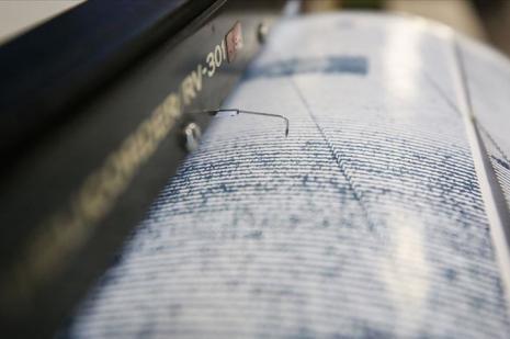 Manisa'da 5,4 deprem!