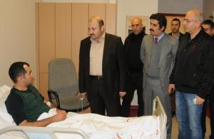 Mardin'de bir doktor, hasta ve yakınlarınca darbedildi