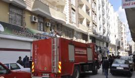 Mardin'de asansör boşluğuna düşen kişi öldü