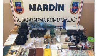 Mardin'deki terör operasyonları
