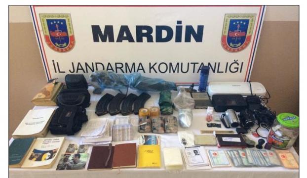 Mardindeki terör operasyonları