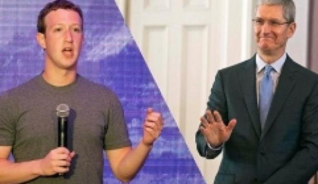 Mark Zuckerbergden Applea sert eleştiri!