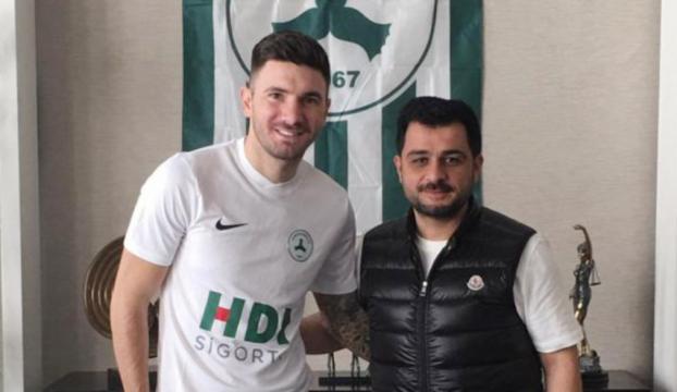 Giresunspor, Marko Milinkovici transfer etti