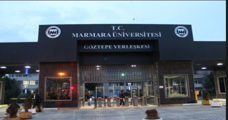 Marmara Üniversitesi'nde FETÖ operasyonu