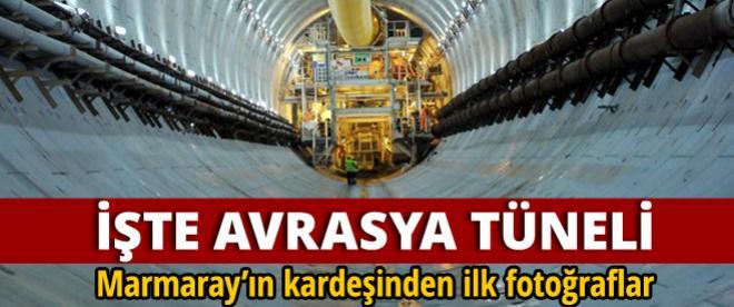 Marmaray'ın kardeşi bugün denize iniyor