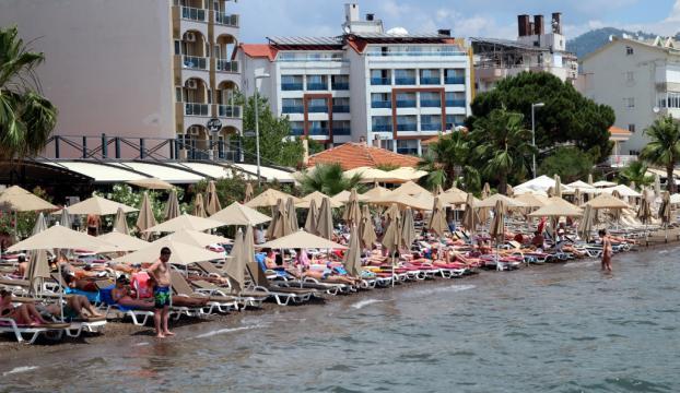 Turizm gelirlerinde artış