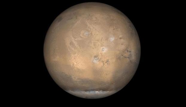 Marsla ilgili teori çöktü