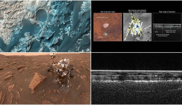 Mars yüzeyinde büyük keşif