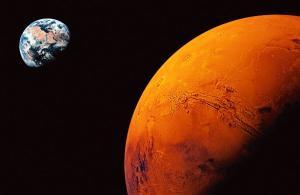 Mars'ta gizemli kayaların kaynağı volkanik patlamalar olabilir