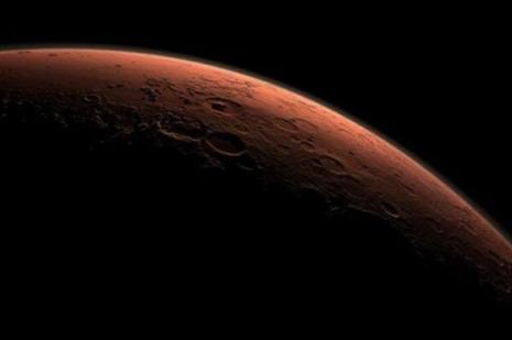 Opportunity Mars yüzeyinde taş şeritler keşfetti