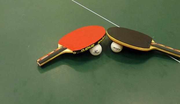 Masa tenisinde rakip Romanya
