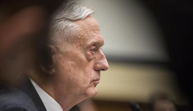 Mattis, Suriyeden çekilme kararını imzaladı
