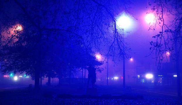 Mavi ışıklar otizm için yakılacak