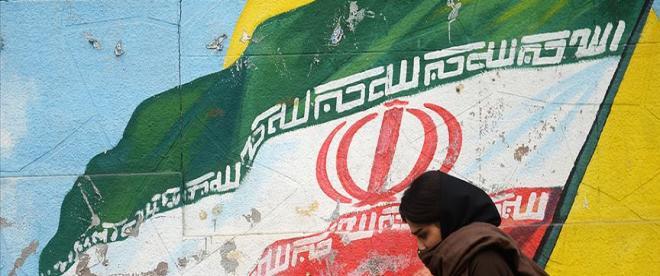 """""""Mavi Kız"""" İranda yeni bir tartışma başlattı"""