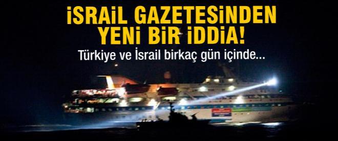 İsrail gazetesinden yeni iddia