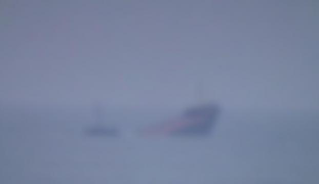 Mayın temizleme gemisi battı: 1 ölü, 4 kayıp