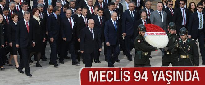 Meclis 94 yaşında