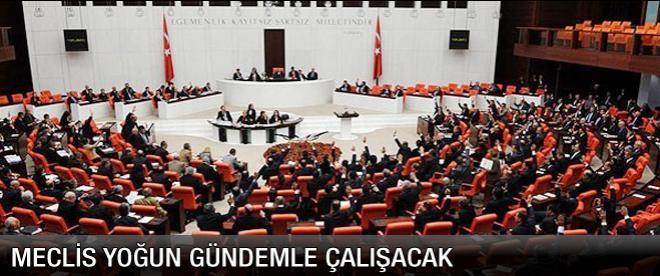 Meclis'te MİT teklifi görüşemeleri