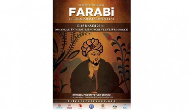 Farabi Sempozyumu Eskişehirde