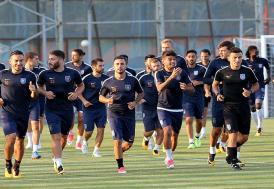 Medipol Başakşehir'de Aytemiz Alanyaspor maçı hazırlıkları