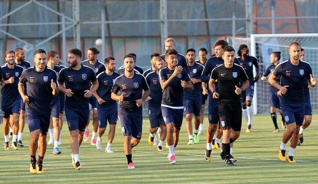 Medipol Başakşehirde Sivasspor maçı hazırlıkları