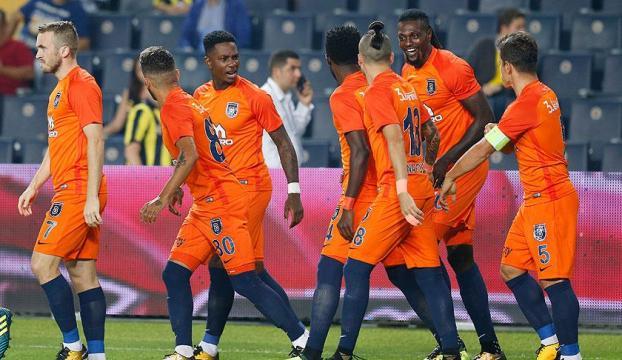 Medipol Başakşehirin 31 maçlık serisi sona erdi
