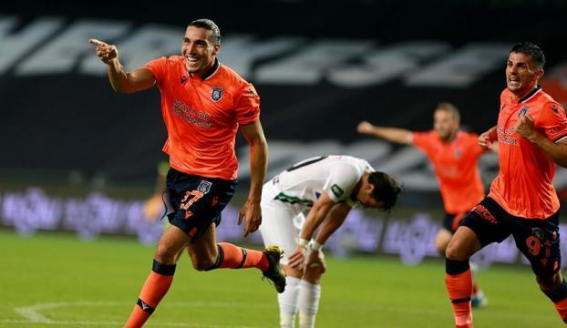 Süper Ligde aradan sonraki en başarılı takım Medipol Başakşehir