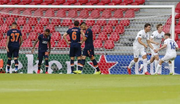 Medipol Başakşehir, UEFA Avrupa Ligine veda etti