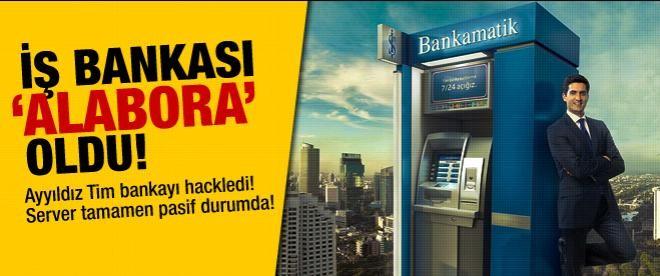 İş Bankası hacklendi!