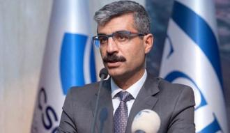 SGK Başkanı Bağlı milletvekili aday adaylığı için istifa etti