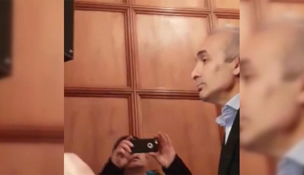 Can Dündara soru sormak isteyen Türk vatandaşının evine saldırı