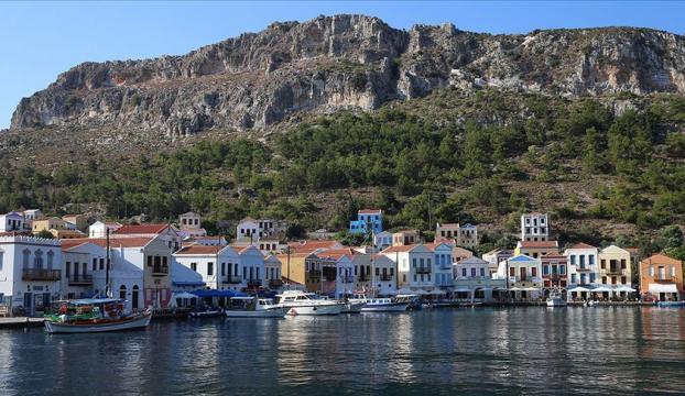 BM Deniz Hukuku Sözleşmesine göre Meis Adasının statüsü