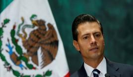Meksika Devlet Başkanı Nieto'dan Türkiye'ye teşekkür