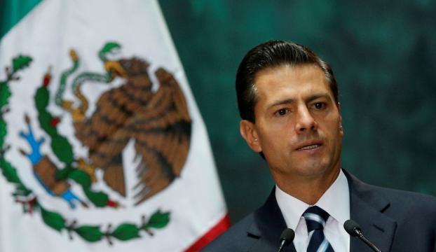 Meksika Devlet Başkanı Nietodan Türkiyeye teşekkür