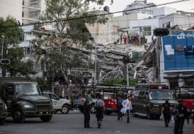 Meksika'da 7,1 şiddetinde deprem : Ölü sayısı artıyor