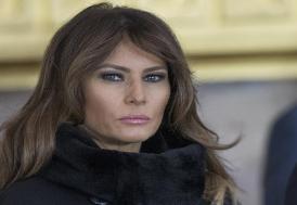 Melania Trump'ın gizli ses kayıtları CNN International'da yayınlandı