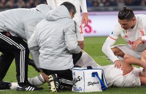 Milli futbolcu Merih Demiral sezonu kapattı