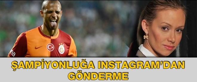 Melo'nun eşinden Fenerbahçelileri kızdıracak paylaşım