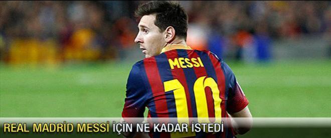 Messi için 500 milyon euro mu?