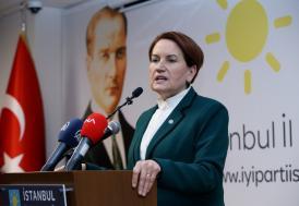 İYİ Parti milletvekilleri ortak imzayla Akşener'i aday gösterecek