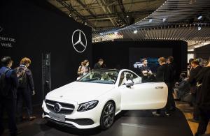 Mercedes-Benz, Mobil Dünya Kongresi 2017'de