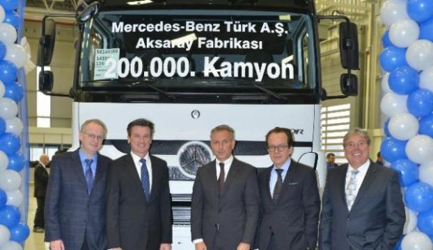 Mercedes-benz Türk 200 Bin Dedi