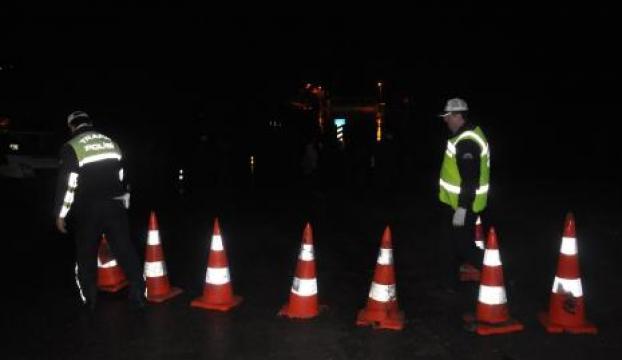 Meriç ve Tunca köprüleri trafiğe kapatıldı
