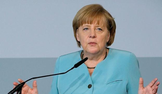 Merkel ABnin Rusyaya yaptırımlarını savundu