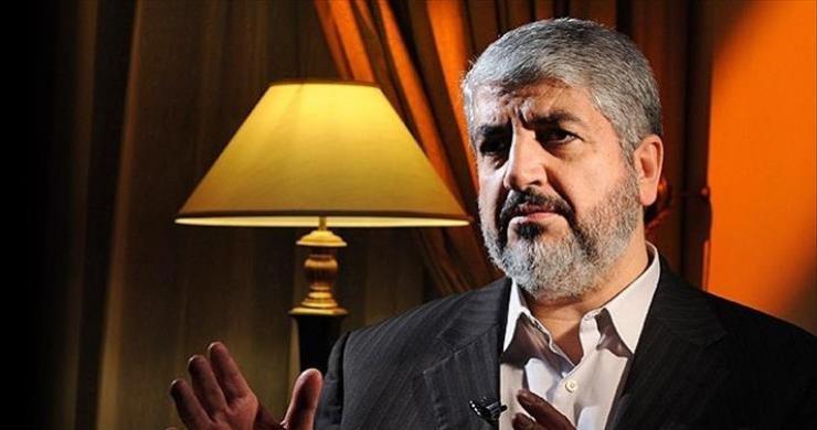 Hamas lideri Meşal'den Filistinli tutuklular açıklaması