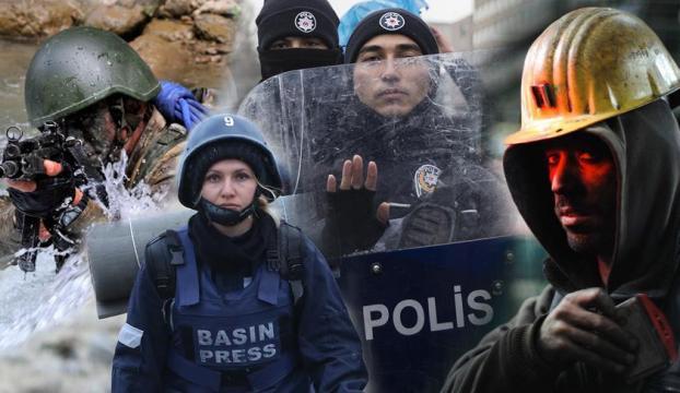 İşte Türkiyenin en stresli meslekleri