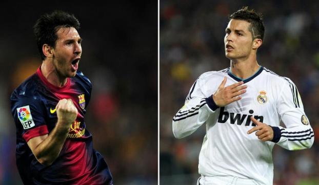 Ronaldo kazançta Messiyi geride bıraktı
