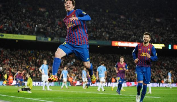 Messi evleniyor