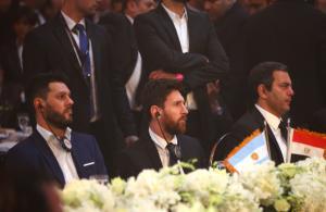 Arjantinli yıldız futbolcu Messi'nin Mısır ziyareti
